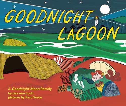 Goodnight Lagoon Book