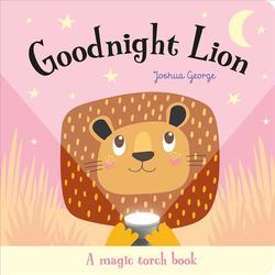 Goodnight Lion book