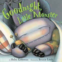 Goodnight, Little Monster book