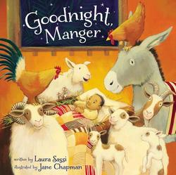 Goodnight, Manger book