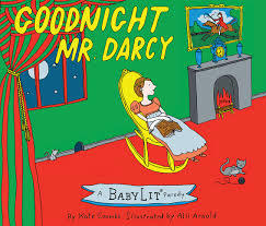 Goodnight Mr. Darcy book