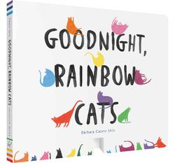 Goodnight, Rainbow Cats book