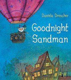 Goodnight Sandman book
