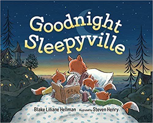 Goodnight, Sleepyville book