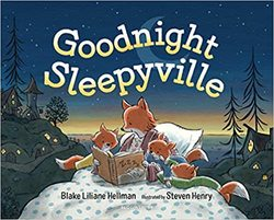 Goodnight, Sleepyville book