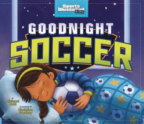 Goodnight Soccer book