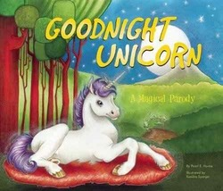 Goodnight Unicorn: A Magical Parody book