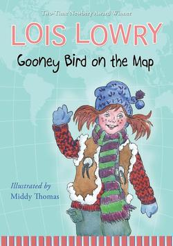 Gooney Bird on the Map book