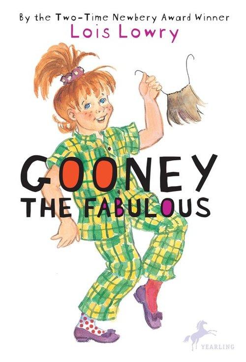 Gooney the Fabulous book