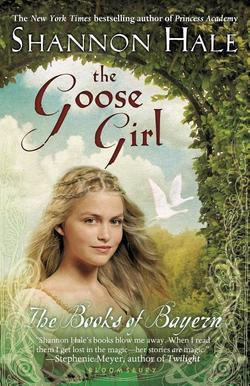 Goose Girl book