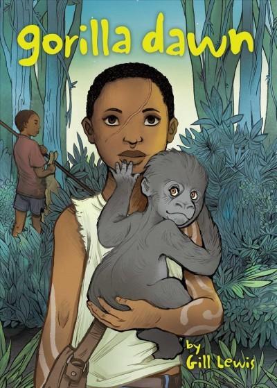 Gorilla Dawn book