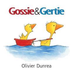 Gossie & Gertie book