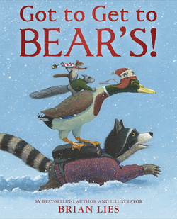 Got to Get to Bear's! book