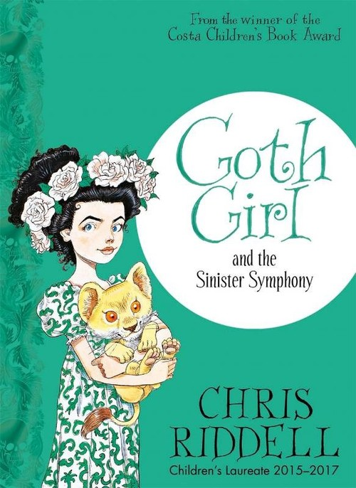 Goth Girl and the Sinister Symphony book