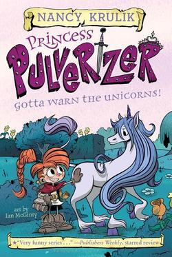 Gotta Warn the Unicorns! book