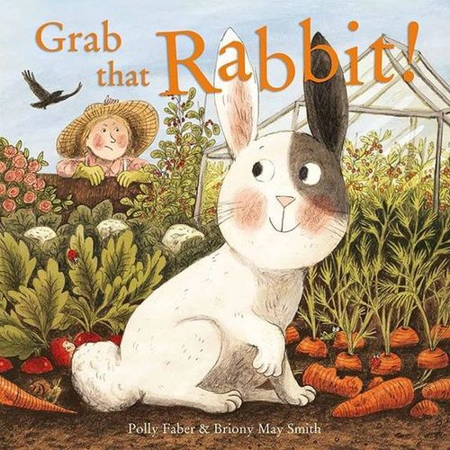Grab that Rabbit! book