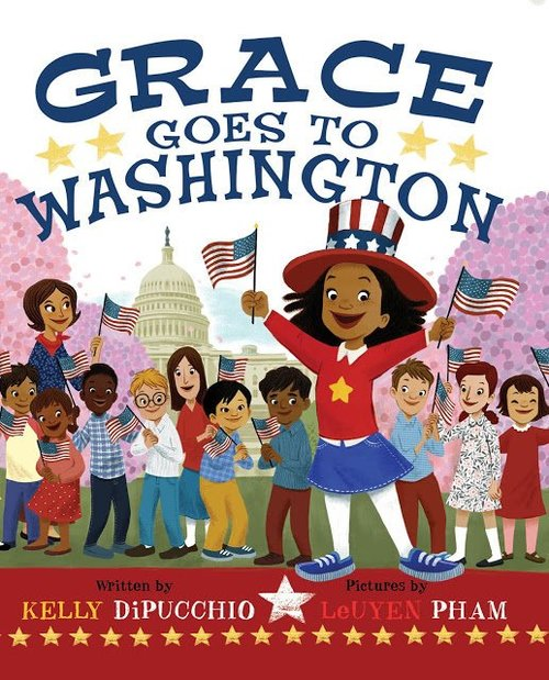 Grace Goes to Washington book