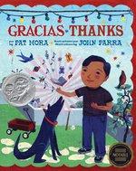 Gracias / Thanks book