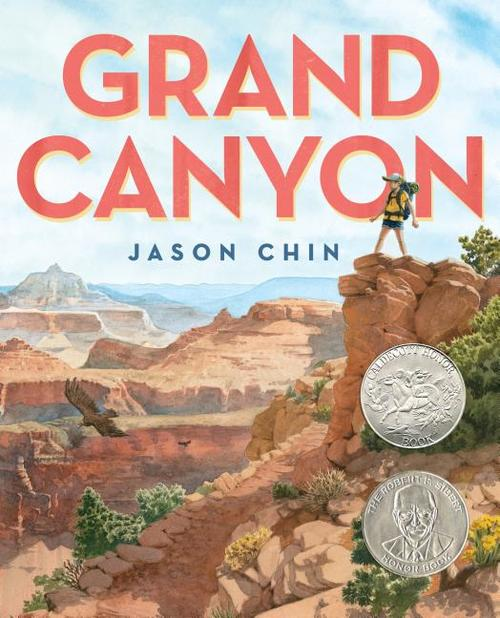 Grand Canyon book