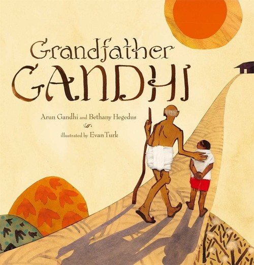 Grandfather Gandhi book