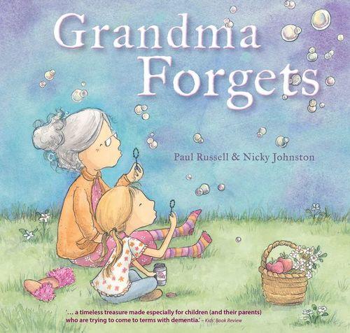 Grandma Forgets book