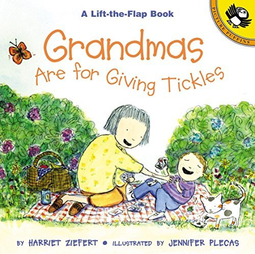 Grandmas Are for Giving Tickles book