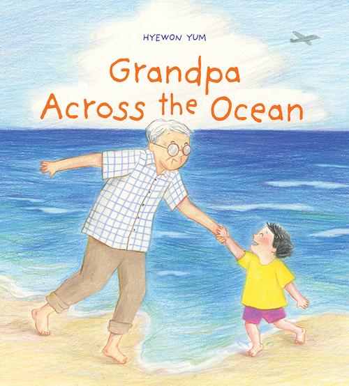Grandpa Across the Ocean book