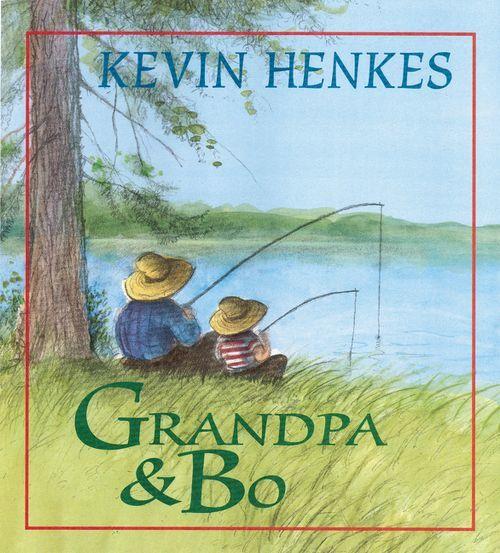 Grandpa and Bo book