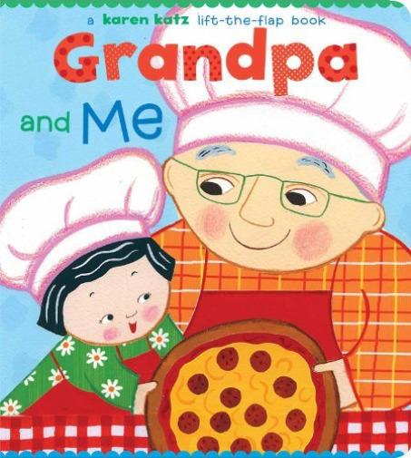 Grandpa and Me book