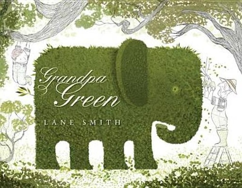 Grandpa Green book