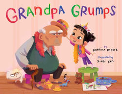 Grandpa Grumps book