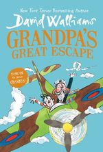 Grandpa's Great Escape book