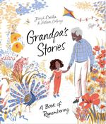 Grandpa's Stories book