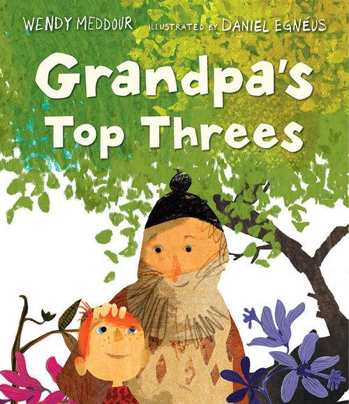 Grandpa's Top Threes book