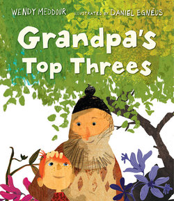 Grandpa's Top Threes book