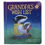 Grandpa's Wish List book