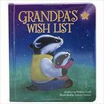Grandpa's Wish List book