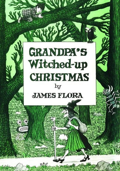Grandpa's Witched Up Christmas book