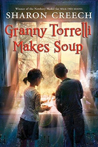 Granny Torrelli Makes Soup book