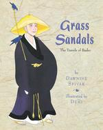 Grass Sandals: The Travels of Basho book