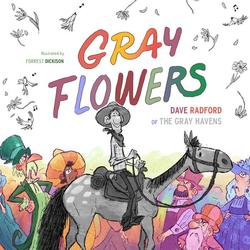 Gray Flowers book