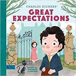 Great Expectations: A Babylit Storybook book
