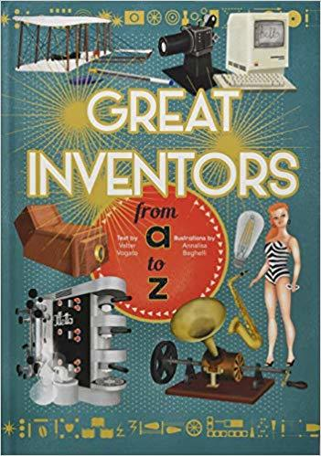 Great Inventors from A to Z book