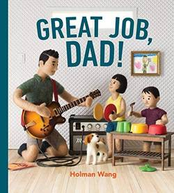 Great Job, Dad! book