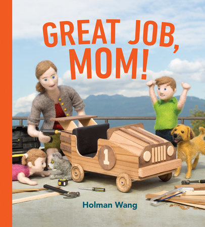 Great Job, Mom! book