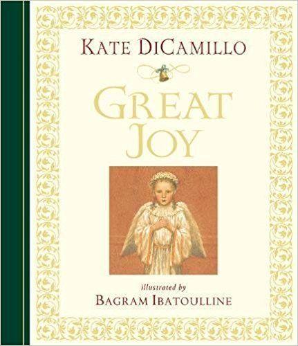 Great Joy book