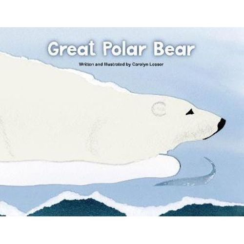 Great Polar Bear book