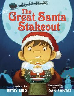 Great Santa Stakeout book
