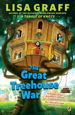 Great Treehouse War book