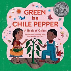 Green Is a Chile Pepper book